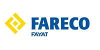 Logo fareco fayat cabinet cap sous-traitance française